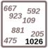 Arbeitsblatt: Übung 1026