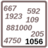 Arbeitsblatt: Übung 1056