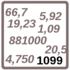 Arbeitsblatt: Übung 1099