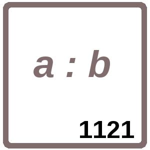 Arbeitsblatt: Übung 1121