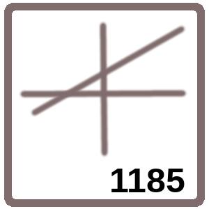 Arbeitsblatt: Übung 1185