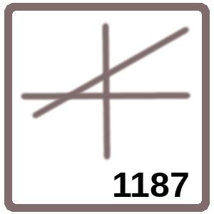Arbeitsblatt: Übung 1187